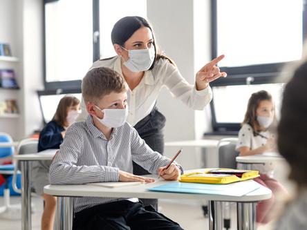 התפרצות נגיף הקורונה כעילה להפחתת מזונות ילדים