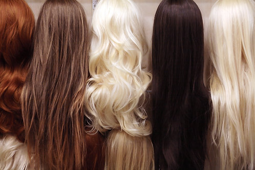 Wigs/Hair/Weave