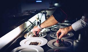 Preparing Dishes