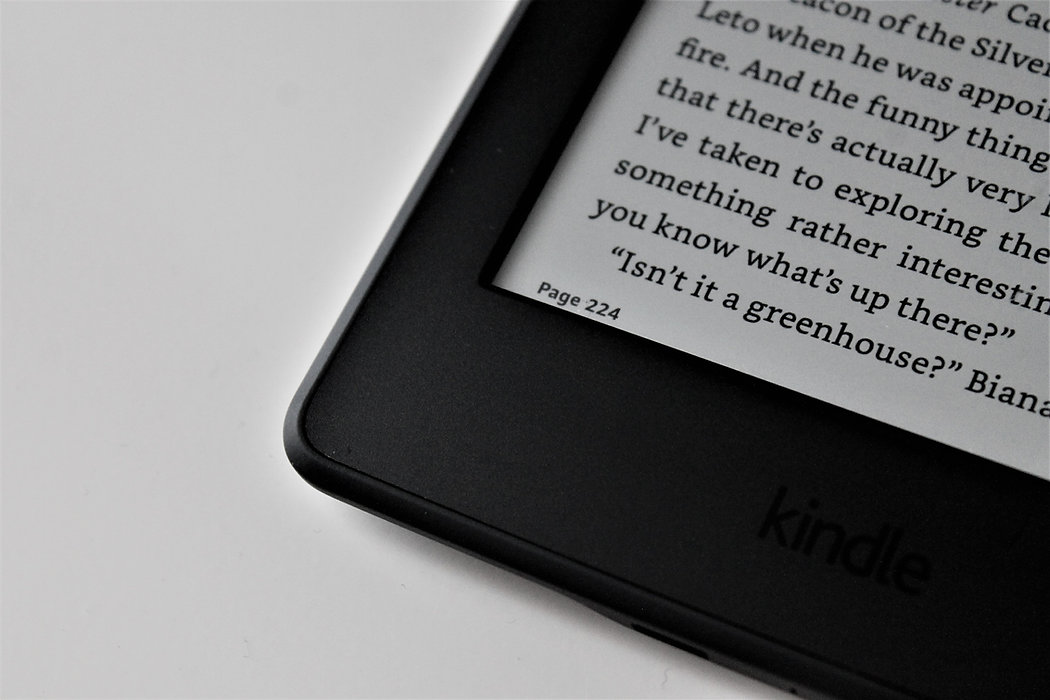 Leitor de ebook