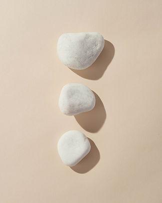 Witte rotsen
