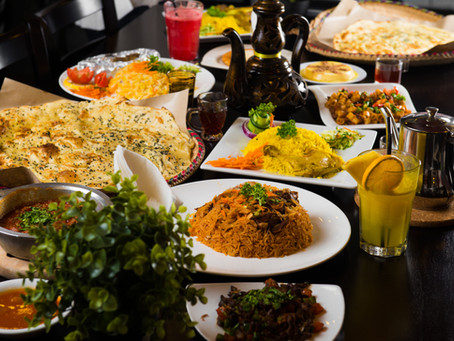 The Decadence of Middle Eastern Food