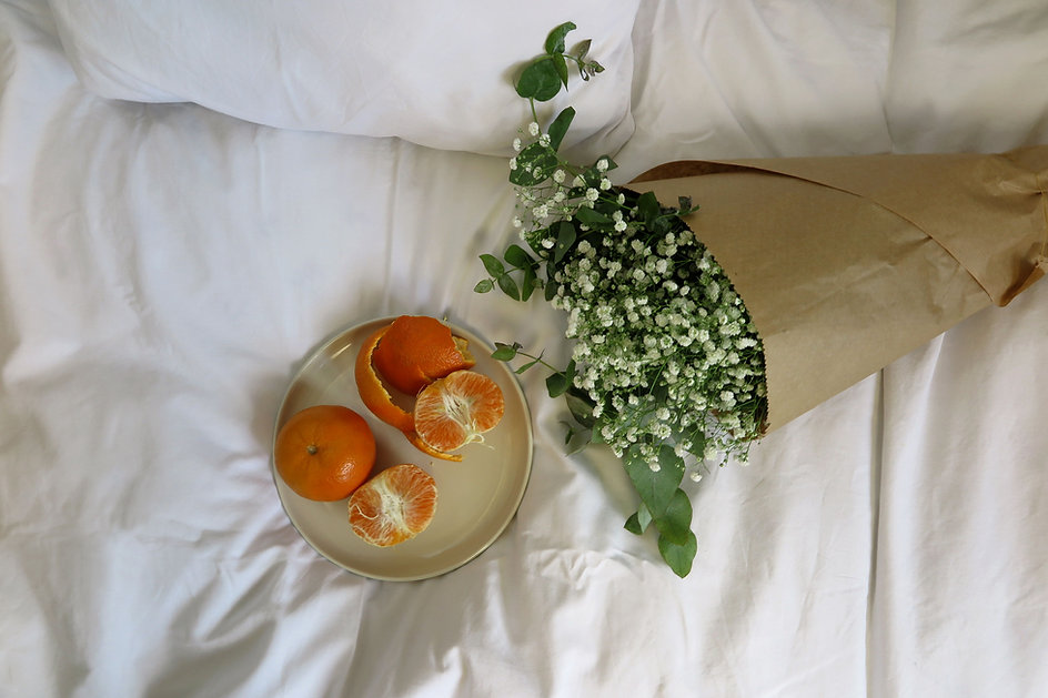 Citrus and Flowers