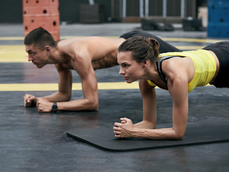 Exercise is more than just weight loss and muscle building