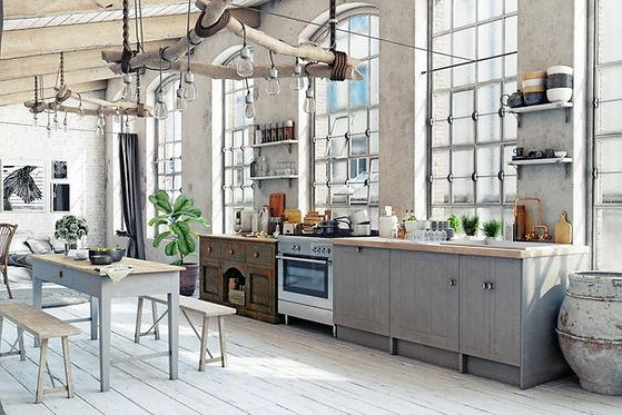 cocina Interior