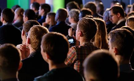 Multitud de personas