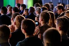 Multidão de pessoas