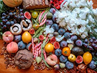Heaty, Cooling & Neutral food 食物的寒凉温热属性