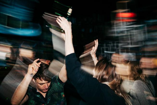 Auf einer Party