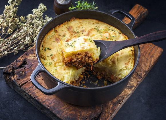 Shepherd's Pie with Butterbean Mash