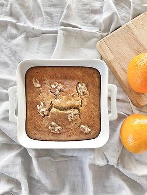 Cinnamon Loaf Cake