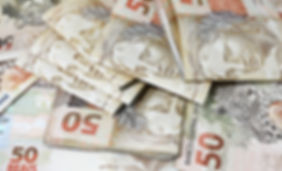 Notas 50 reais