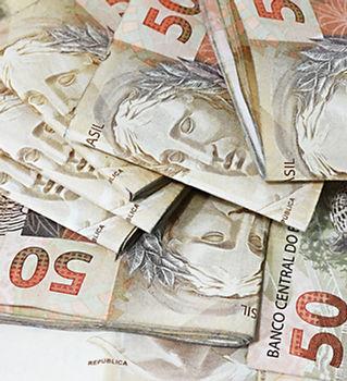 50 reales brasileños