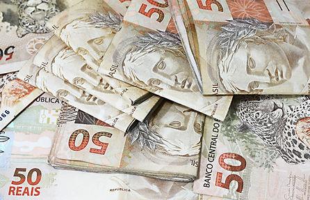 50 brasilianischer Real