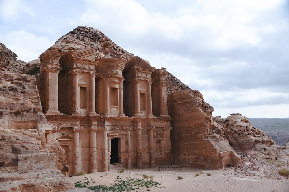 The extraordinary Petra.
