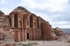 Ad Deir Petra חולית סיורי מדבר - טיולי שטח באילת :: טיול יום לפטרה מאילת