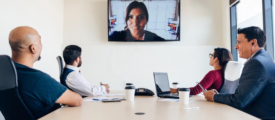 5 perguntas que você deve se perguntar se você será um palestrante em um evento virtual