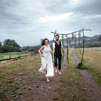 Açık Düğün fotoğrafçılığı