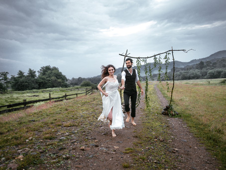 Sustainable Weddings – How to make sure your wedding doesn't cost the Earth