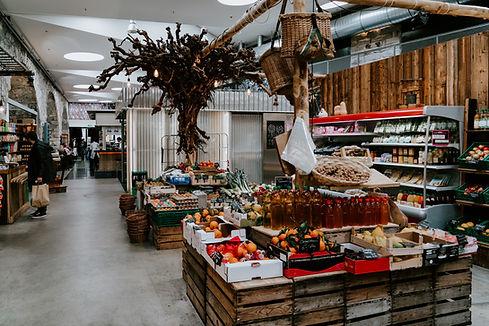Organic Grocery Store
