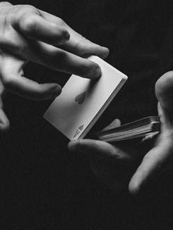Trucchi con le carte