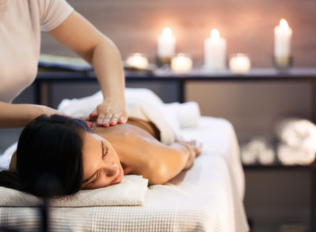 Massage Therapy Soothes Anxiety Symptoms