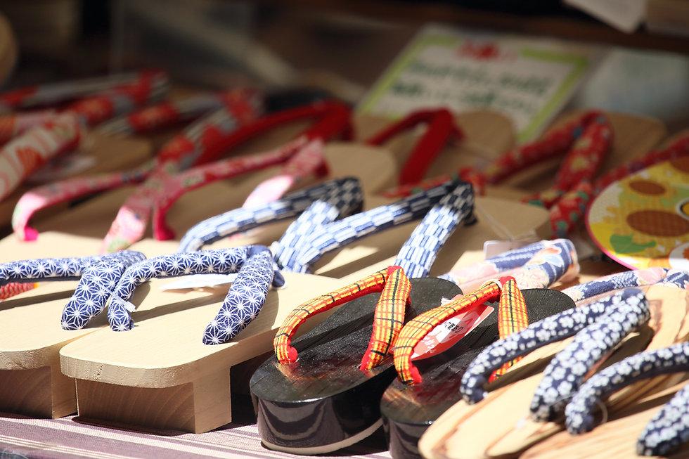 Sandales tribales