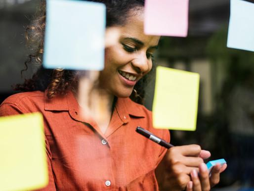 Creating a Business Concept. Simple Idea