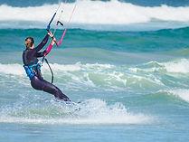 Kitesurfer Fun