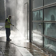 After Party Commercial Power Wash
