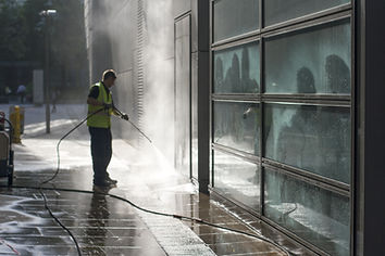 Commercial Power Wash
