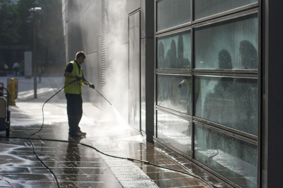 Pressure Power Washing   Dove Cleaning Services