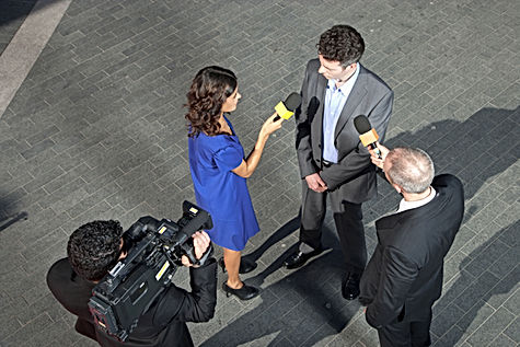 Entrevista en vivo
