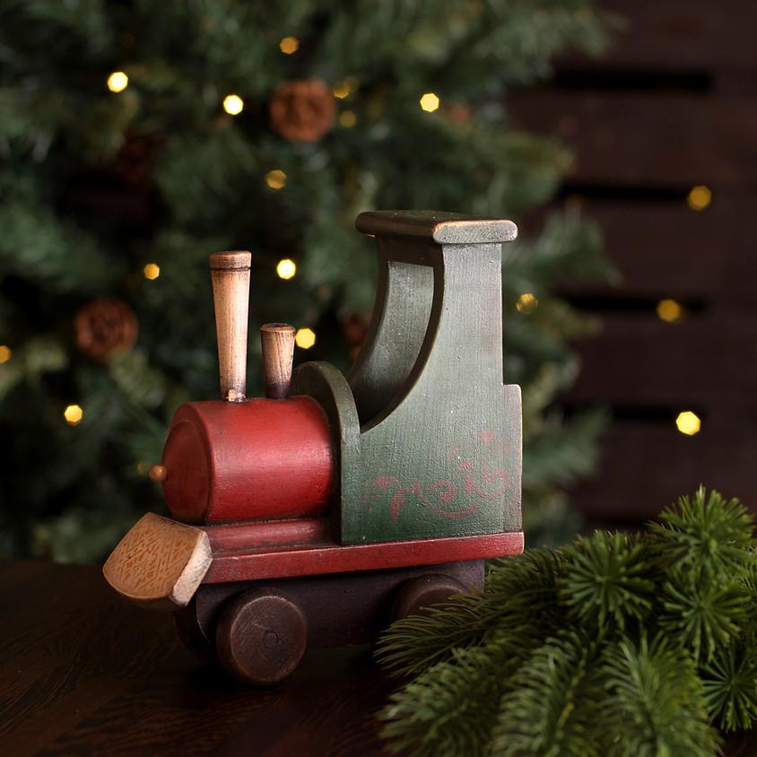 Toy Drive & Holiday Bazaar