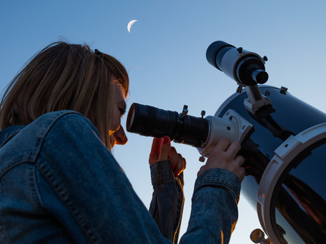 Cosmos with the Astronomy Outreach Team