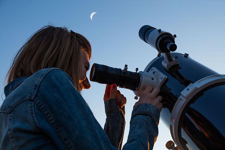 Animation astronomie scolaires