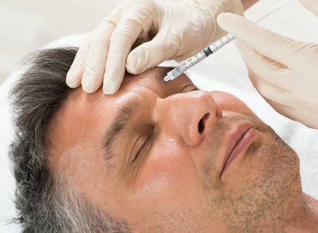 """Forehead Botox """" The art of injection """""""