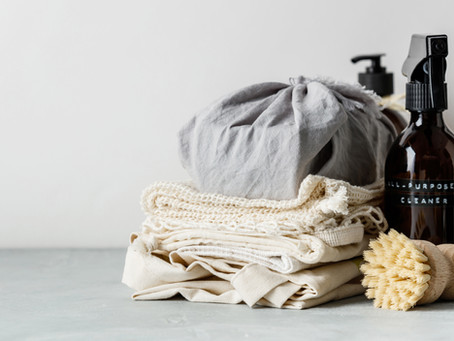 CHANGING YOUR EXPECTATIONS OF A CLEAN HOME