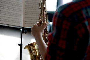 Saxofoon spelen