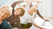 MyTaxRights Senior Yoga Class