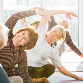 Aktives AtemCoaching Grundkurs: Dehn Dich fit!