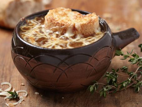 Recetas clásicas de sopas