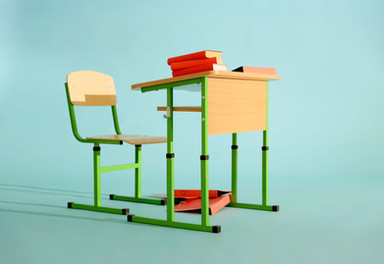 School Days Ahead (+How can I teach my child to sit?)