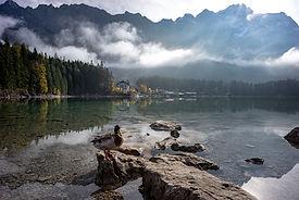 Eibsee Grainau Zugspitze