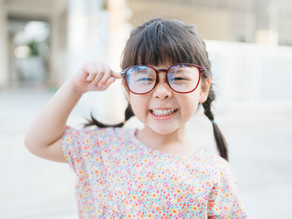 Children and Their Glasses