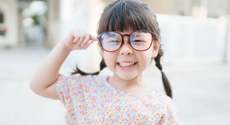 Valoración oftalmológica de niños