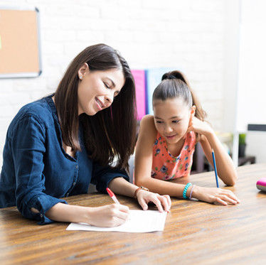 Choosing the right tutor for your child