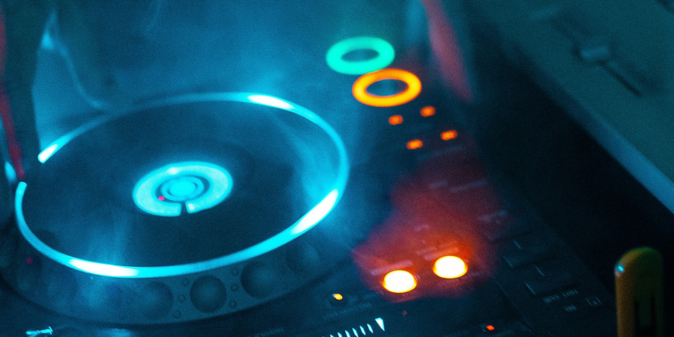 Live music with DJ Fuzz Arelli