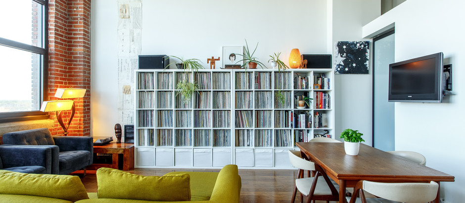 Stay-at-Home Projects for When You're Stuck at Home: Organizing