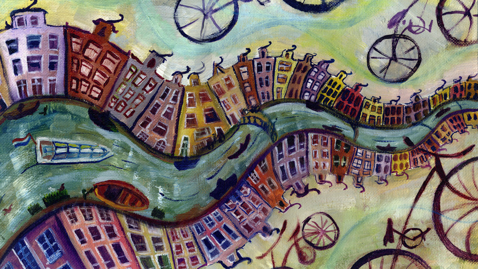 Amsterdam Painting